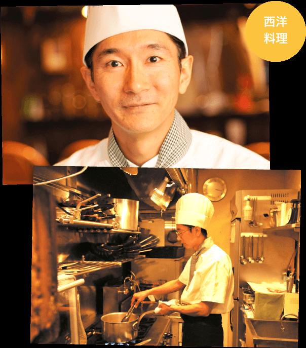 パスタデルフィーノ|オーナーシェフ 藤井 大介さん(1994年卒業)