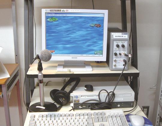 発声訓練装置