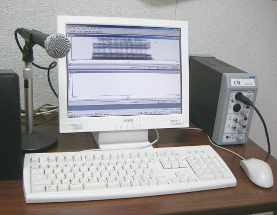 音響分析装置