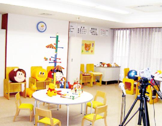 小児訓練室