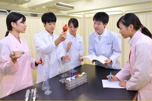 食品化学実験